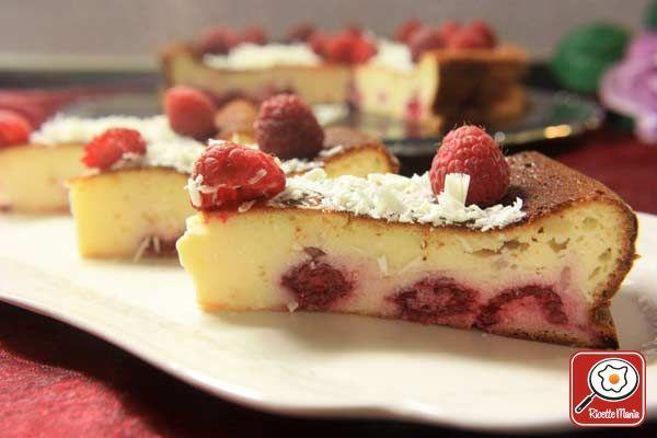 Ricetta Cheesecake al forno - Gordon Ramsay