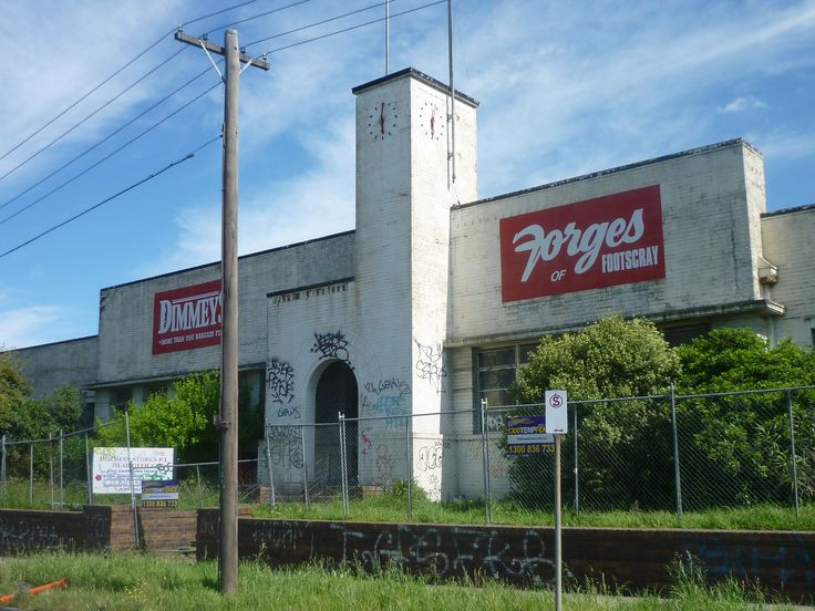 Former Dimmeys-Forges Head Office, Footscray West | Flickr - Photo Sharing!