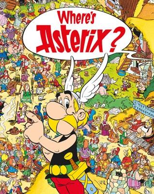 Where's Asterix? by Rene Goscinny  (J 973.73 Goscinny)