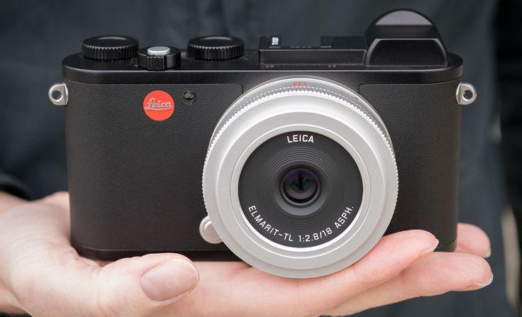 Leica CL — обзор и первые впечатления