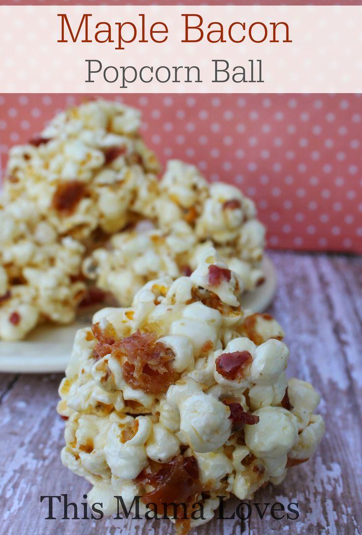 how to make gourmet popcorn balls