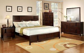 Bedroom Furniture-The Ellice Collection-Ellice Queen Bed
