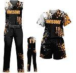 Teamwork Custom  Softball Uniforms (WILDCARD)