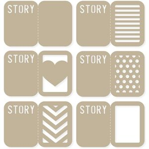 Silhouette Design Store - Search Designs : life cards