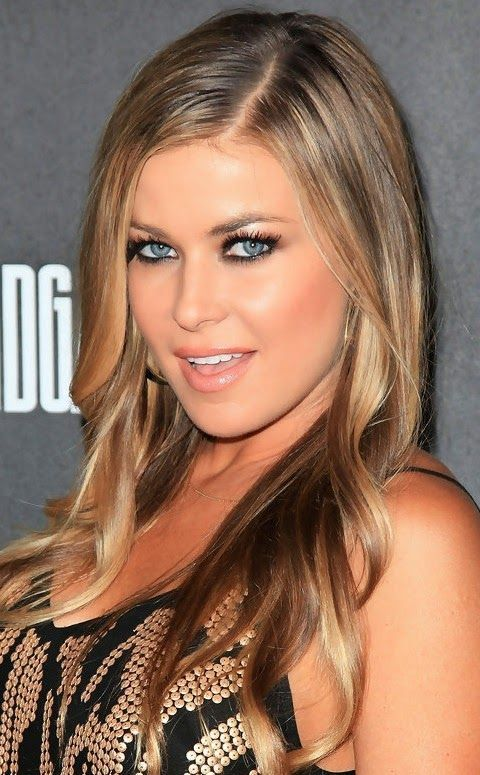 20 Carmen Electra Hairstyles                                                                                                                                                                                 More