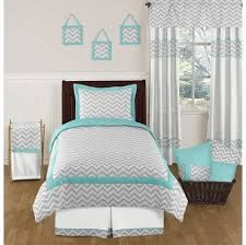 teal and gray bedding - Google Search