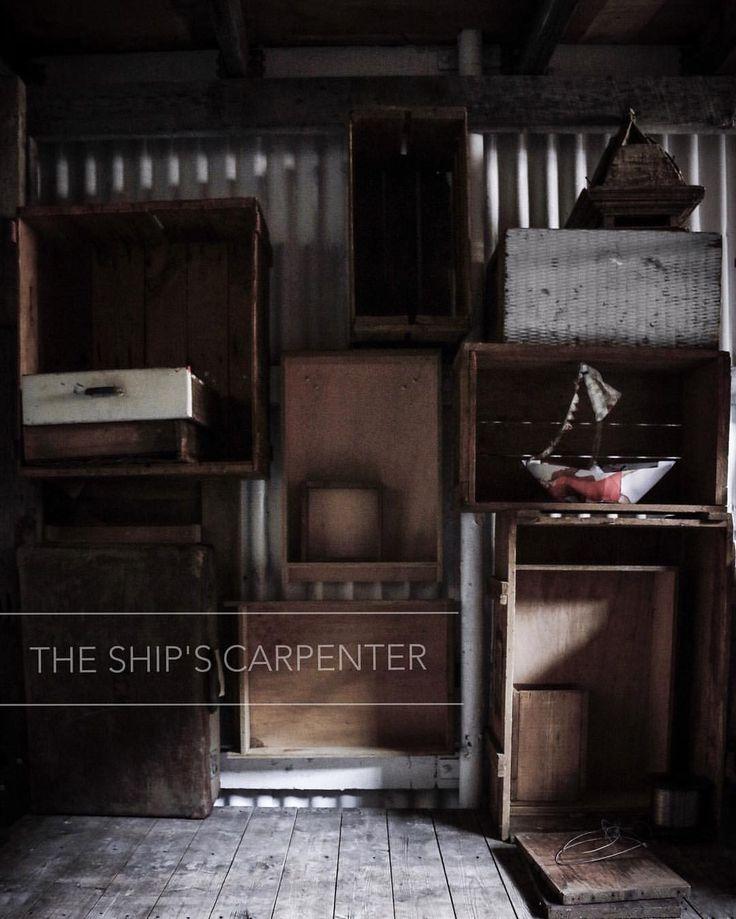 "40 Likes, 1 Comments - Noggin (@scratchyanoggin) on Instagram: ""| THE WORKSHOP | . Where stuff happens . The Ship's Carpenter . Fremantle Art Studios Makery of…"""