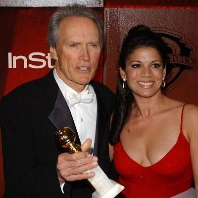Clint Eastwood and Dina