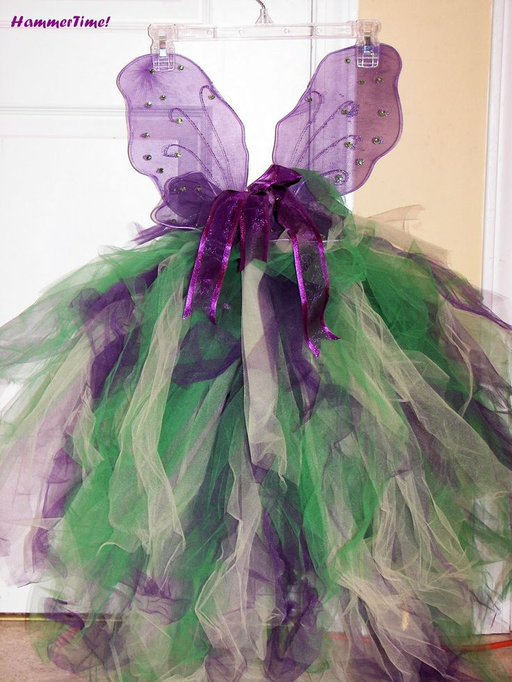 Pretty Diy Fairy Costume