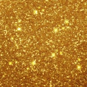 Rainbow Dust Edible Glitter - Gold - 5 g Golda's Kitchen