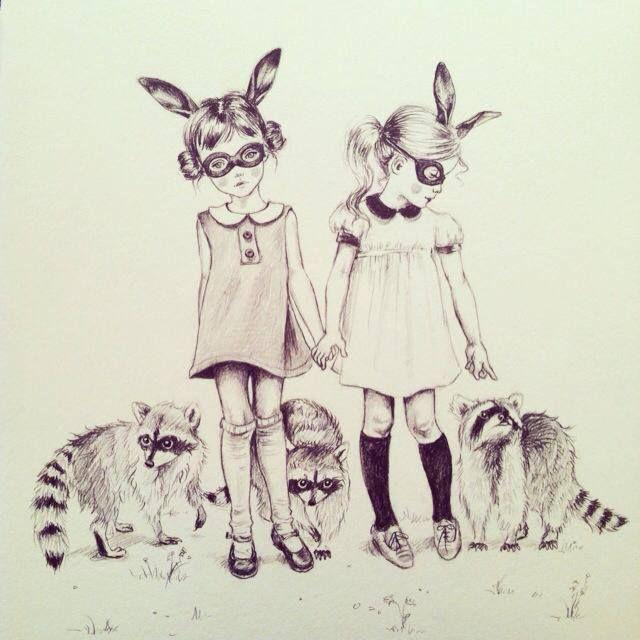 Julie Filipenko, es una artista israelí, nacida en Tel Aviv. Sus ilustraciones se caracterizan por la representación de jóvenes personajes femeninos acompañadas de animales y elementos…