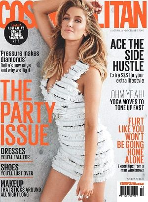 @cosmoaustralia #magazines #covers #december #2016 #party #lifestyle #yoga #movies #dresses #shoes #makeup #wardrobe