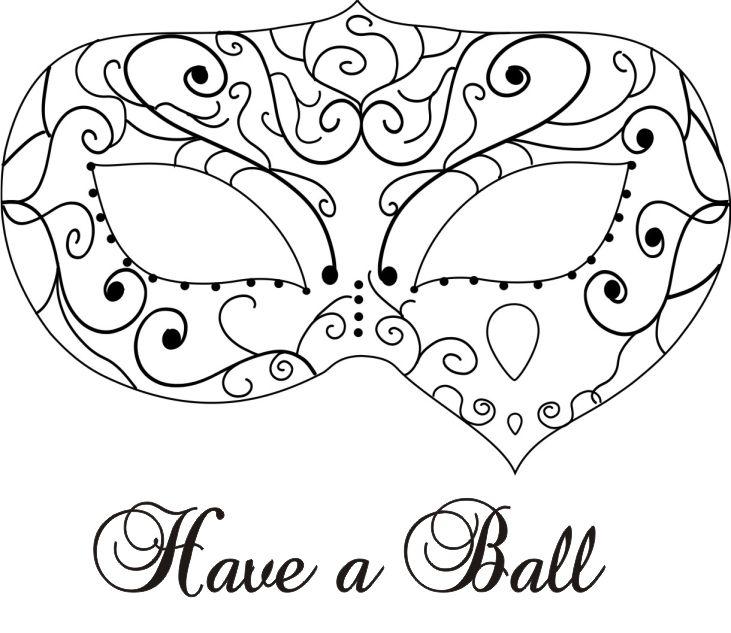 Crimson Cloud Card Making Supplies: Have a Ball!