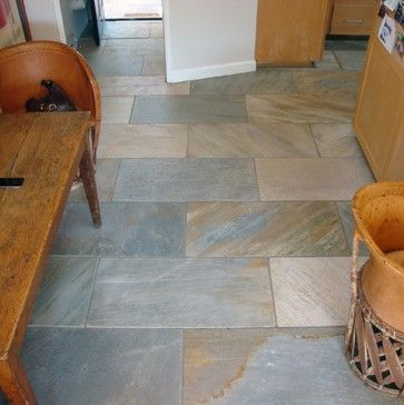 Slate Tile Flooring   Google Search