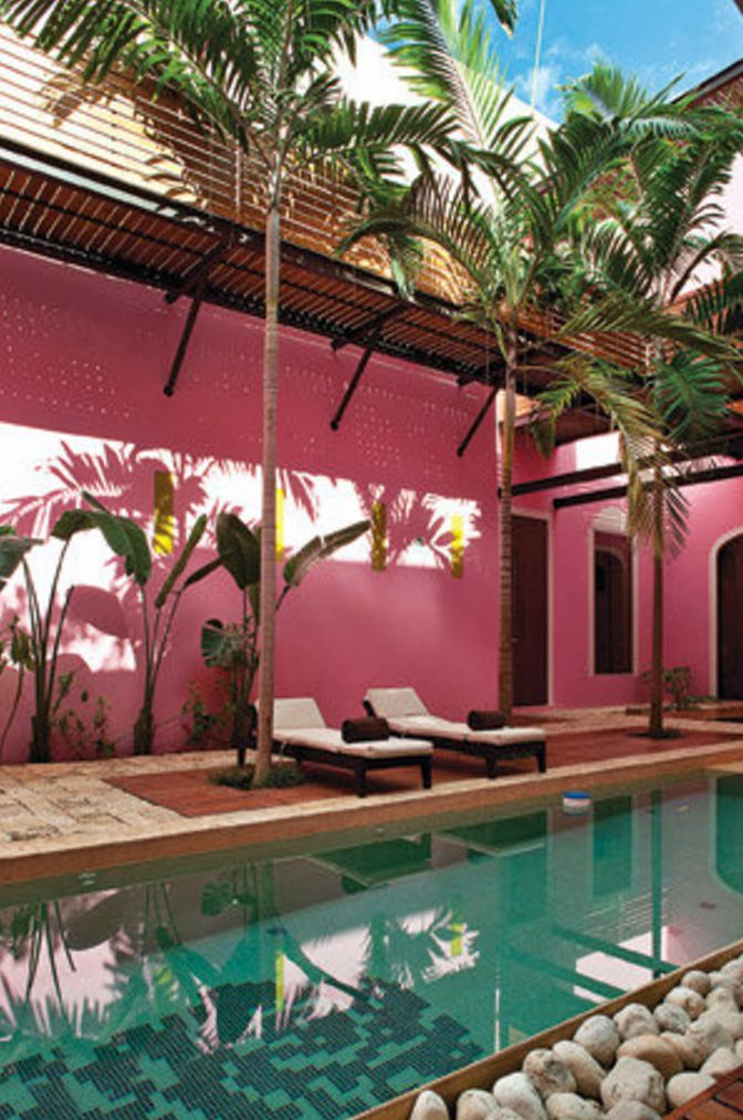 Rosas & Xocolate Boutique Hotel - Mérida, Mexico