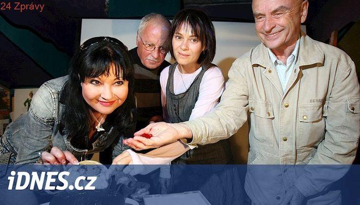 Zemřel herec Jiří Datel Novotný, tvář Semaforu a Návštěvníků