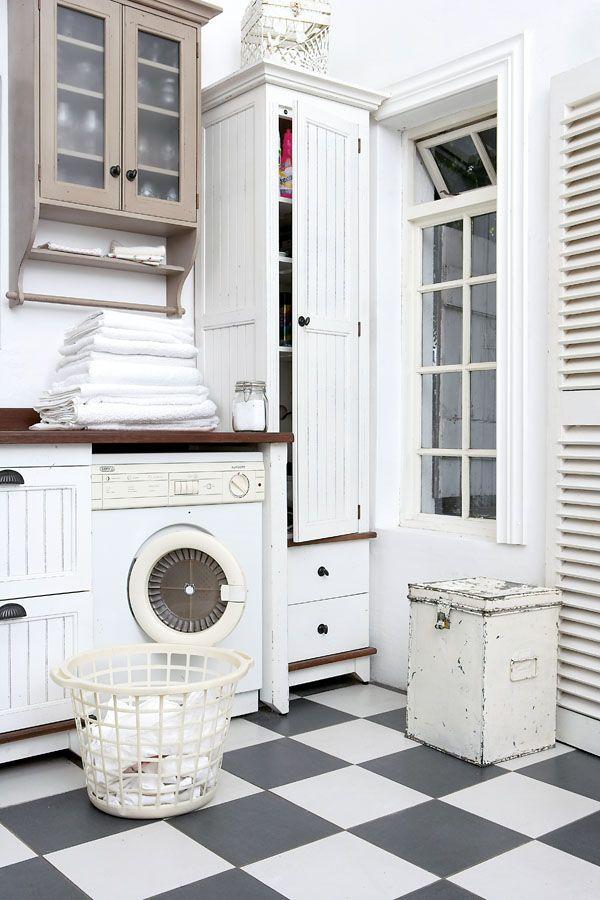La la laundry