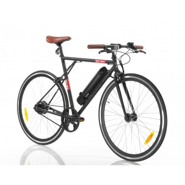 Bizze Single Speed (black) //Single Speed Electric Bicycle by BizzOnWheels