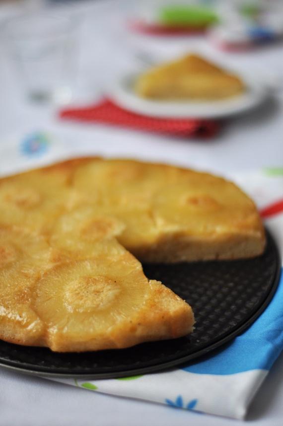 Ananászos fordított süti | Csak a Puffin ad Neked erőt