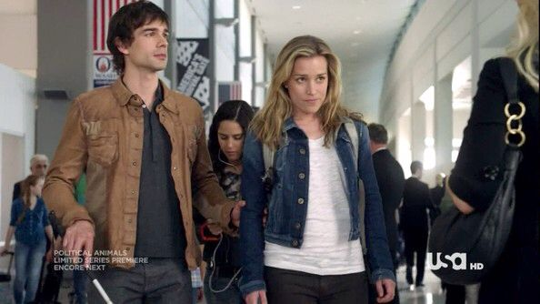 Actress Piper Perabo's spy drama 'Covert Affairs' Cancelled After 5 Seasons [video] - WARM JELLO