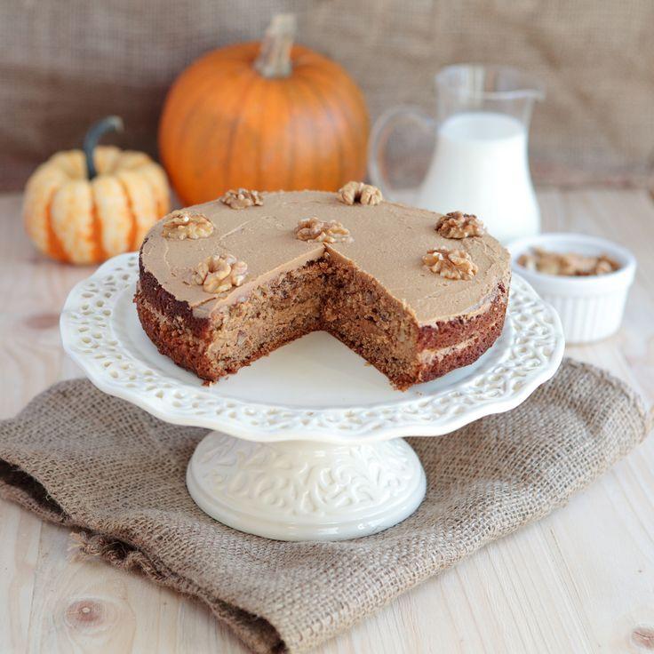 Black Walnut Layer Cake