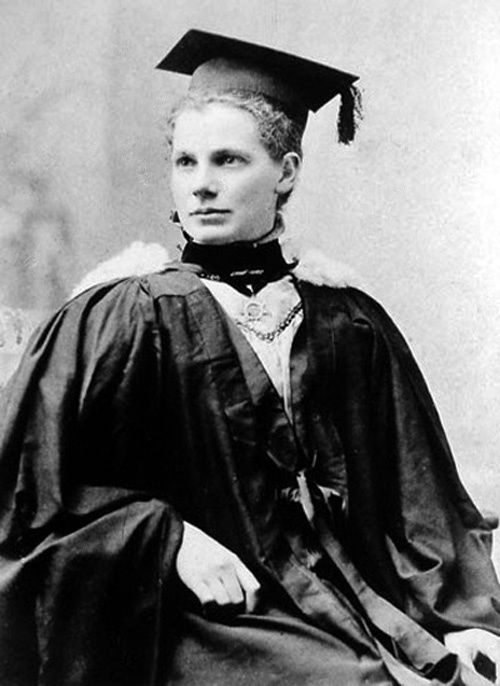 Margaret Cruickshank, the first woman doctor registered in New Zealand. #NewZealand #history