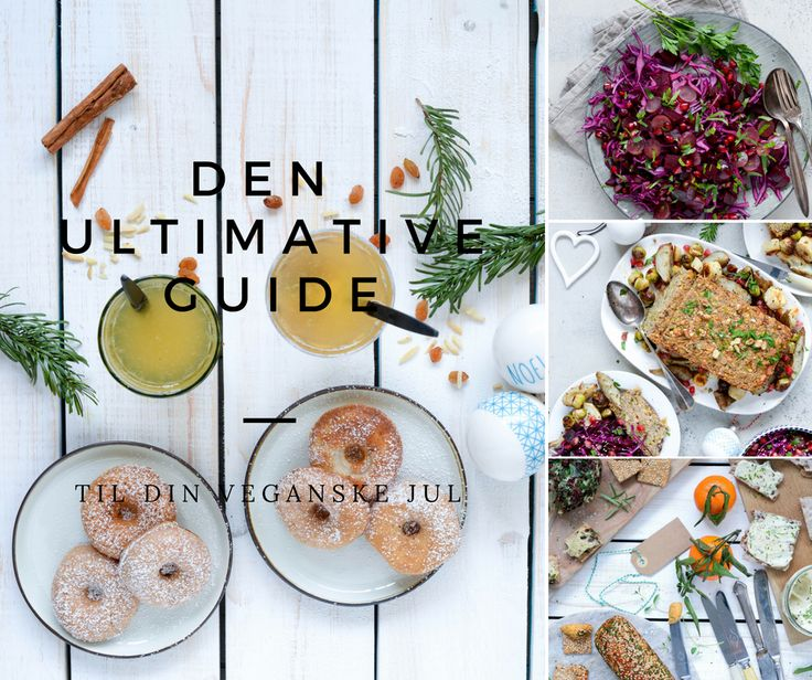 Ultimativ guide til en vegansk jul | Vanlose Blues