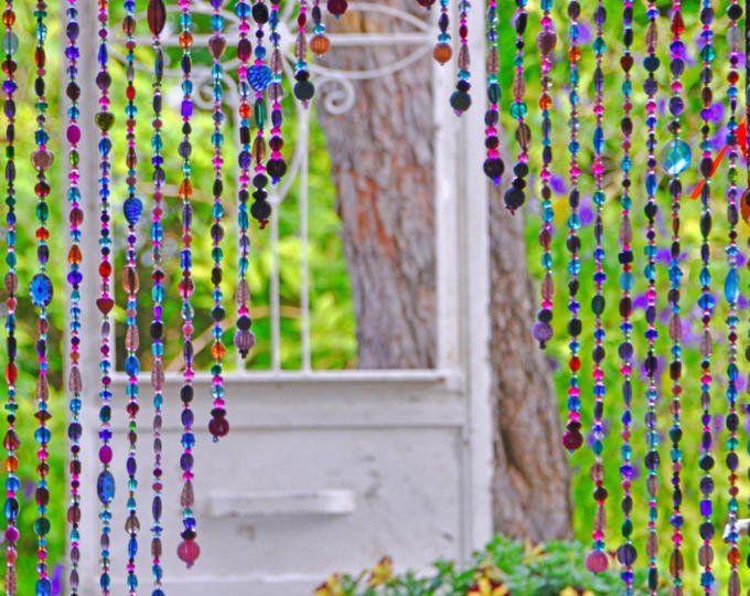 Las 25 mejores ideas sobre cortinas de puerta en - Cortinas de abalorios ...