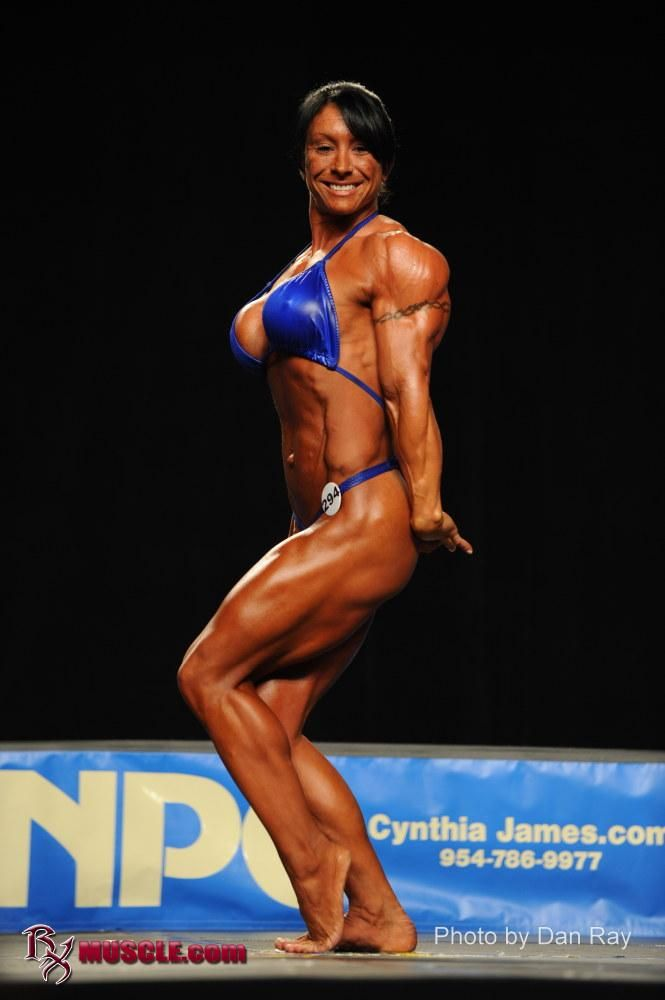 Laurie Richey - NPC Nationals 2010 - #1 | More female ...