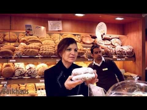 Stollen (Alman Noel Ekmeği) | Backhaus