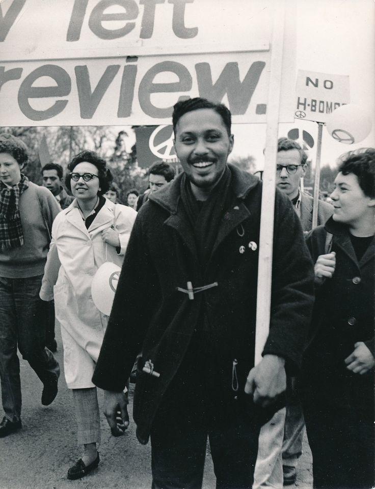 Stuart Hall demonstration 1961