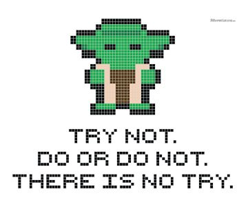Star Wars Cross Stitch Pattern