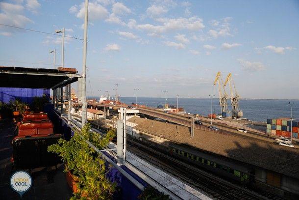 Lisboa Cool - Sair - Clube Ferroviário