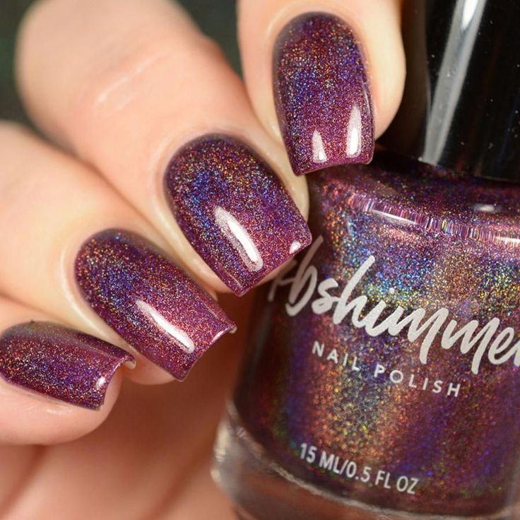 Fig-Get About It Nail Polish #NailColor