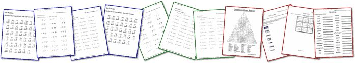 Generate mutiple kinds of worksheets for your classroom. Choose from Basic Math, Pre-Algebra, Sudoku, Word Searches, Word Scrambles and more. All worksheets may be printed and reproduced for classroom use.