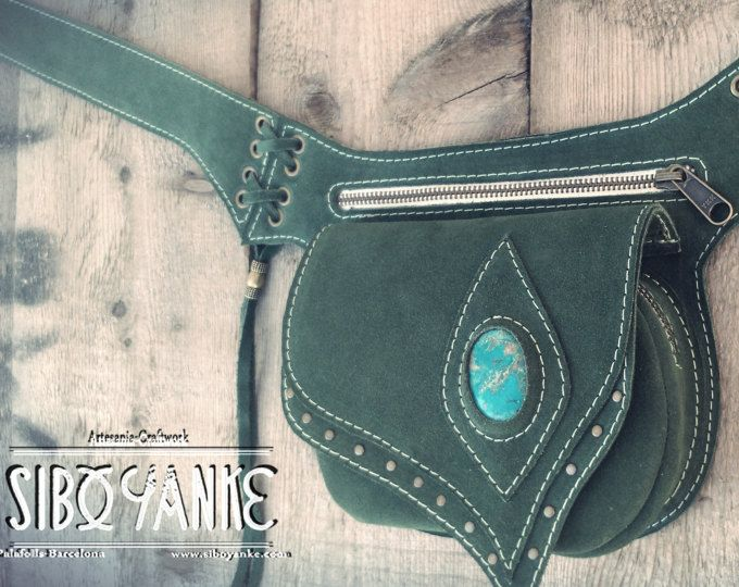 Pin On Hip Harness Bags