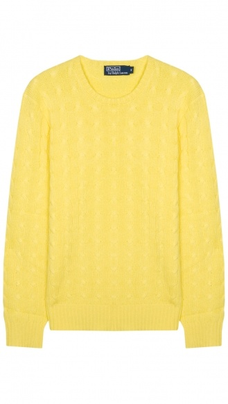Polo by Ralph Lauren knitwear #ralphlauren #yellow #mensfashion #knitwear