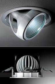 Massimo Iosa Ghini's Pixel Pro LED Ceiling Light