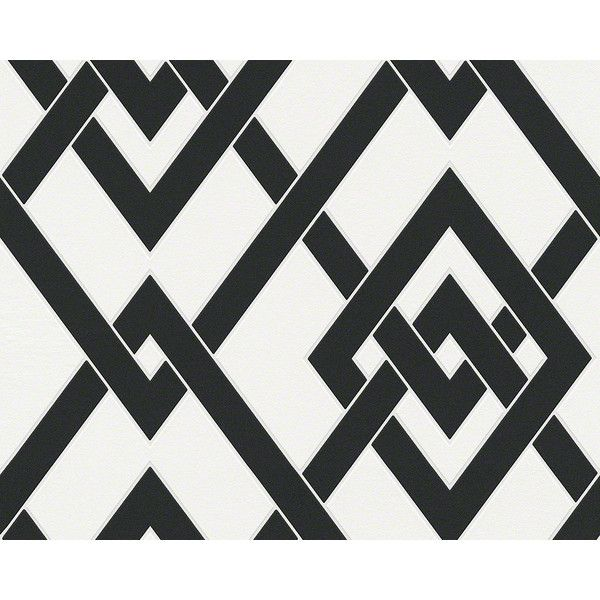 Sample Of Graphic Wallpaper In Black And White Design By BD Wall 10