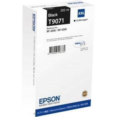 Epson WF-6xxx Cartouche d'encre d'origine Noir: Price:134.31INK BLACK XXL 10 000 PAGES 1 unité(s) de cet article soldée(s) à partir du 11…