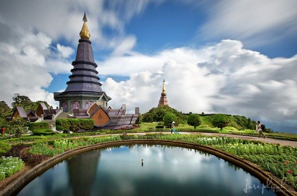 Doi Inthanon National Park in Thailand