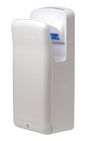 Jetoz46 Jet Hand Dryer White