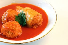 Gefüllte Paprika – punjena paprika | Kroatische Rezepte