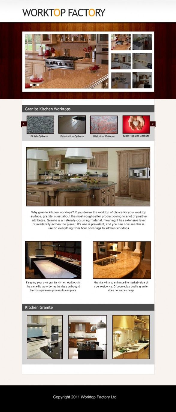 Kitchen Quartz: Kitchen Granite