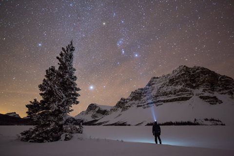 Experience the magic of Winter in Canada
