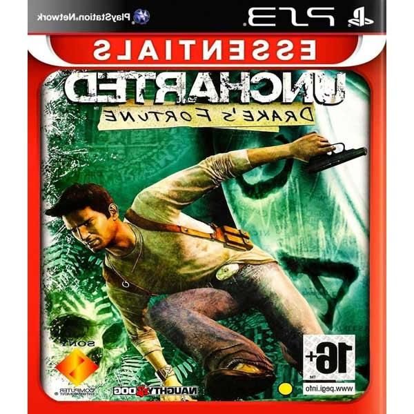 Медиа Uncharted: Drakes Fortune Essentials