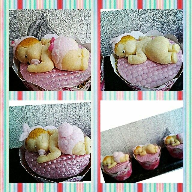 80 best delcias da tia jo images on pinterest meals beverage and cupcakes para ch de beb fandeluxe Image collections