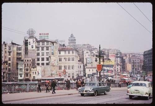 Muhalif Gazete: Istanbul Turkey, 1965 Yılında, Photos Sources, Bw Photos, Istanbul 1965, 1965In Istanbulunda, Wcushman 1965, 1965 Istanbul, 1965 Yılının