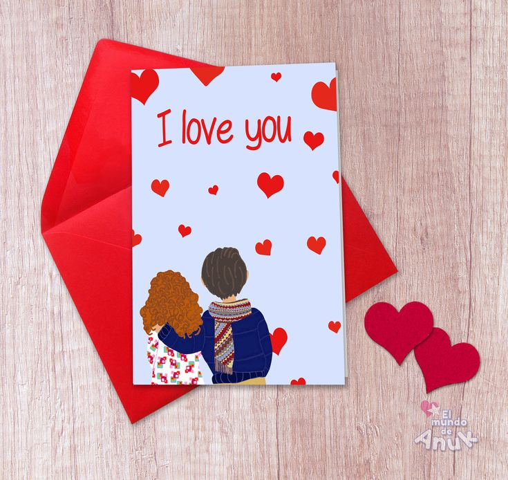 Tell your loved one how much you love him/her with this plenty of hearts greeting card. You can personalise it too, choosing your bespoke cover card text. Visit our #Etsyshop too, You're welcome! :)  www.elmundodeanukdesigns.etsy.com #valentinesday #heartcard #lovecards #romanticcards #love #amor #valentinesgift #greetingcards #sanvalentine #etsy @elmundodeanuk