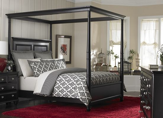 Bedrooms Panama King Canopy Bed Bedrooms Havertys Furniture Master Bedroom Home
